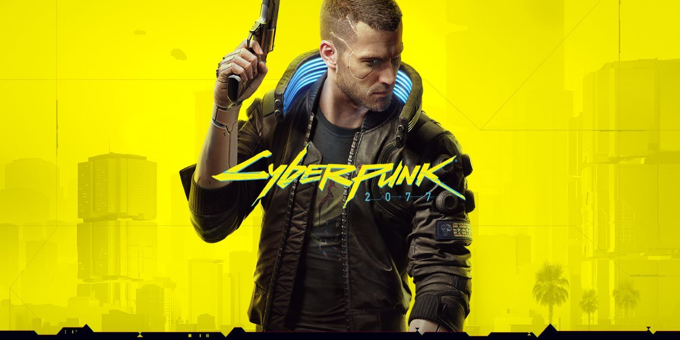 Cyberpunk 2077 Player Notices Rocket Launch Event | Game Rant