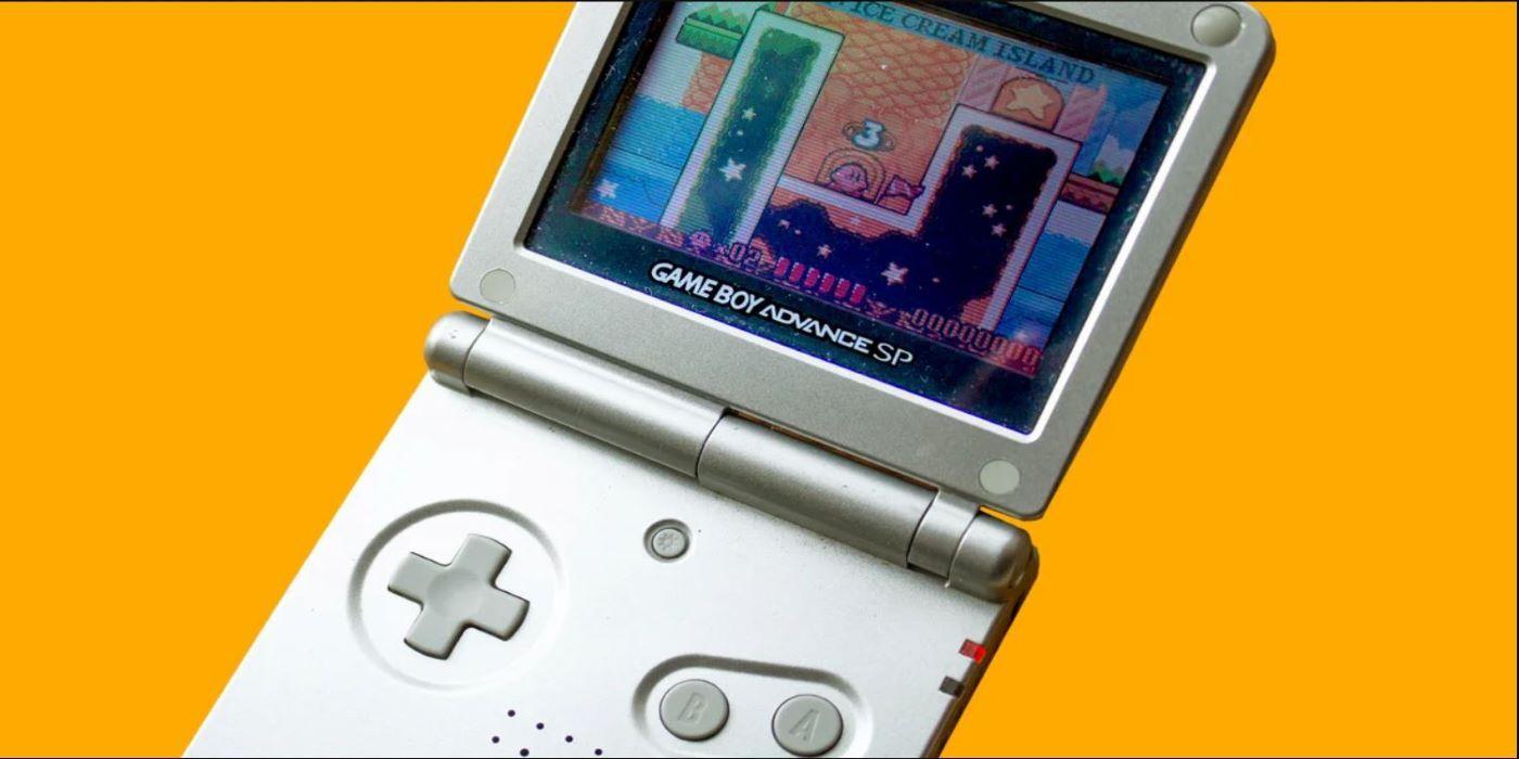 DIY Kit Lets Gamers Turn their Game Boy Advance SP Into a Mini Arcade Machine