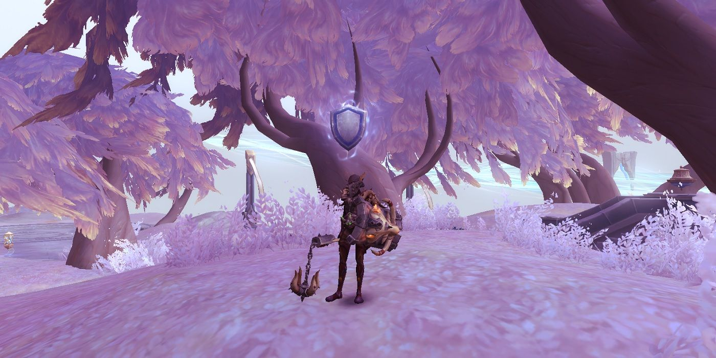 World of Warcraft: Shadowlands - What Can Warriors Spell Reflect in  Dungeons?