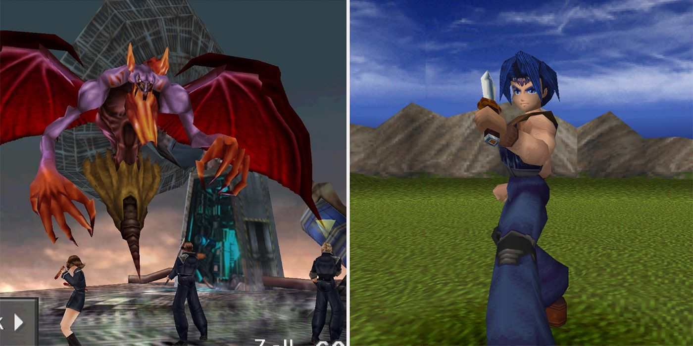 10 PS1 JRPGs With The Best Combat System, Ranked   Game Rant