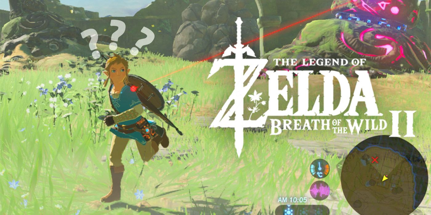 Zelda: Breath of the Wild 2 May Have a Good 2021 but an Even Better 2022