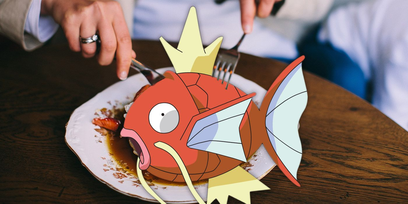 A History of Pokemon As Food | Game Rant