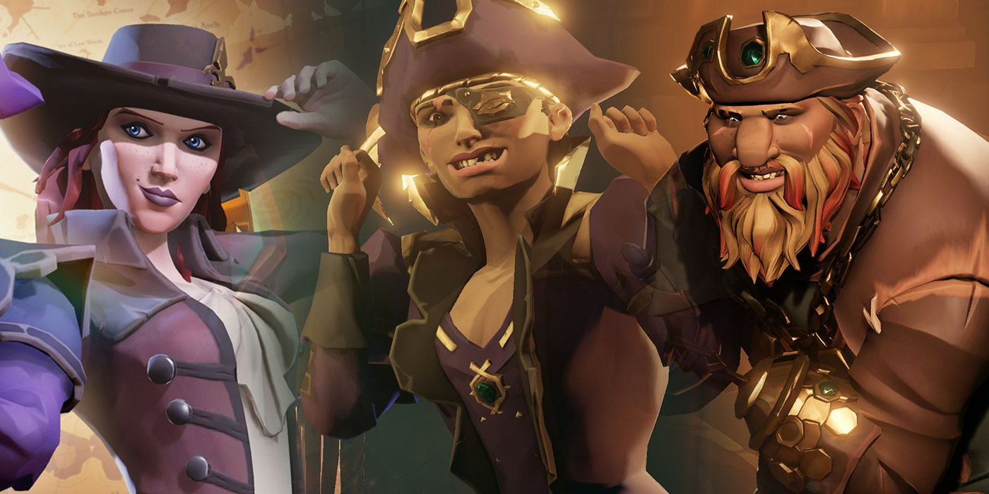 Why You Should Give Sea of Thieves A Second Chance  | Game Rant