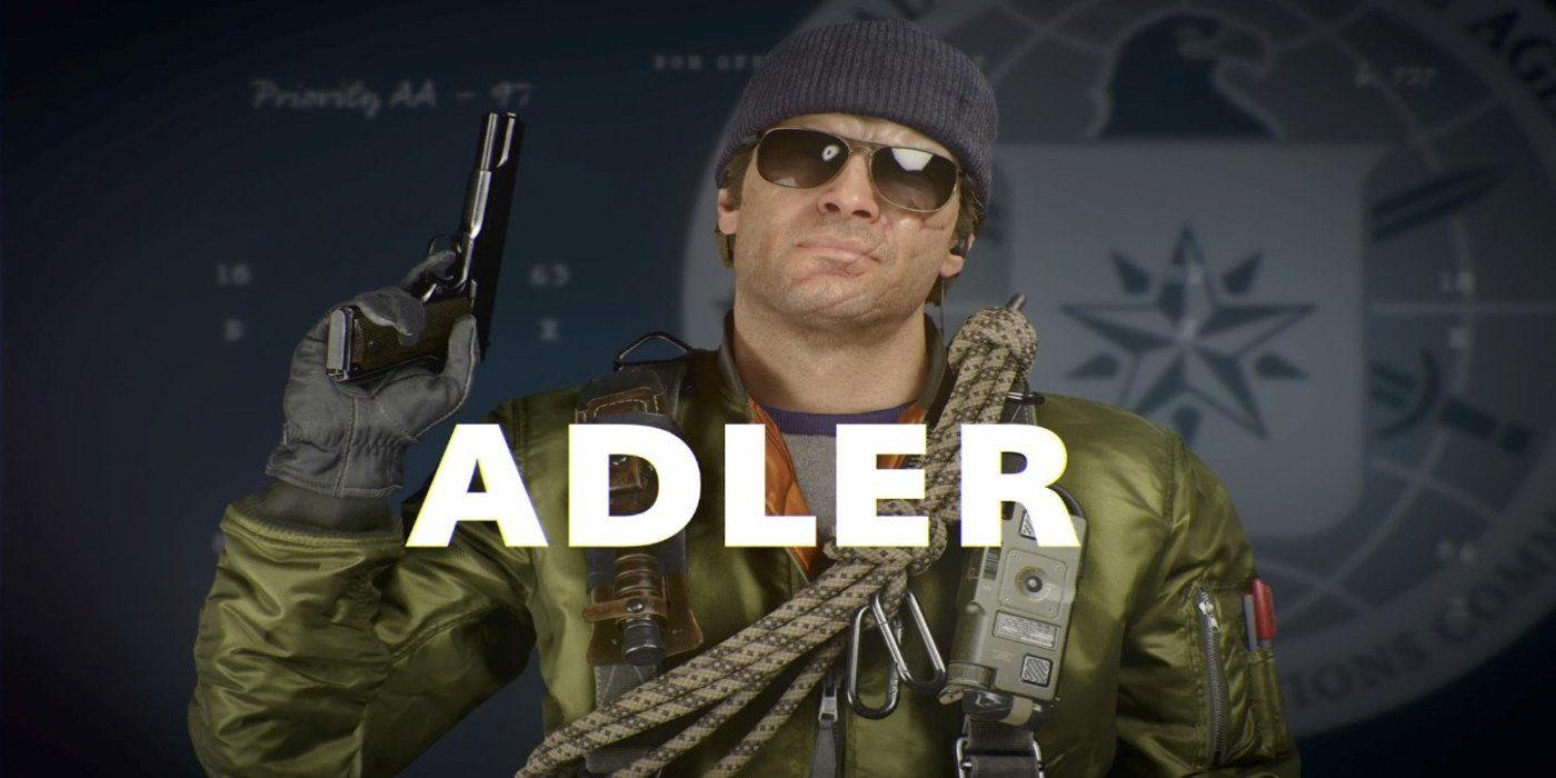 Call of Duty: Black Ops Cold War - Adler's Possible Fate Is Full Of Irony