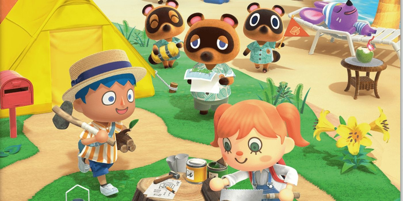 Animal Crossing: New Horizons Set an Impossible Task for Nintendo