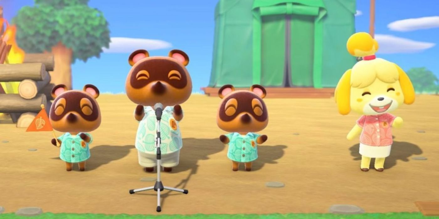 Animal Crossing's Build-A-Bear Collaboration is Out and Only Includes 2 Characters