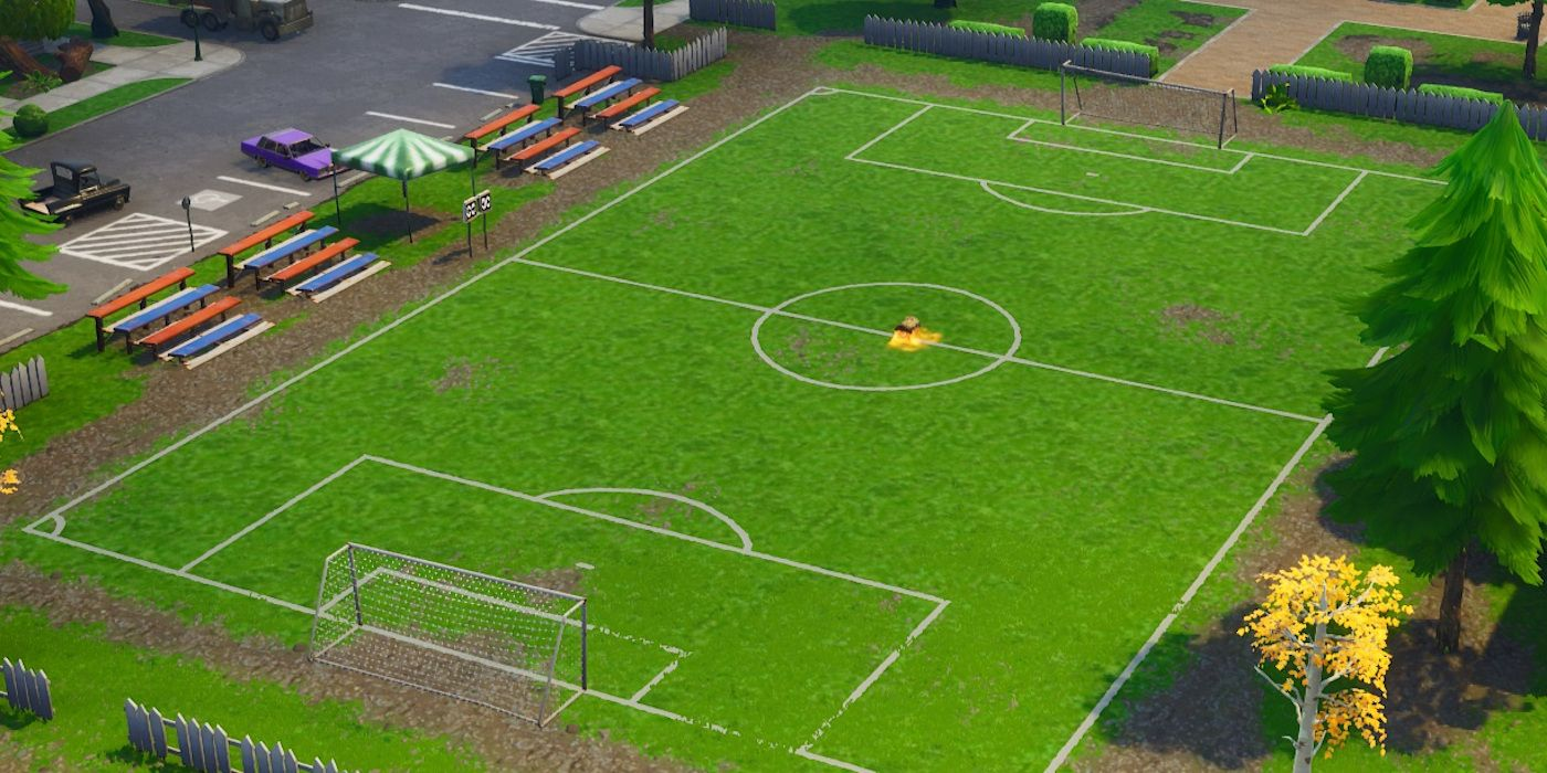 Fortnite: Where Are Soccer Characters   Game Rant