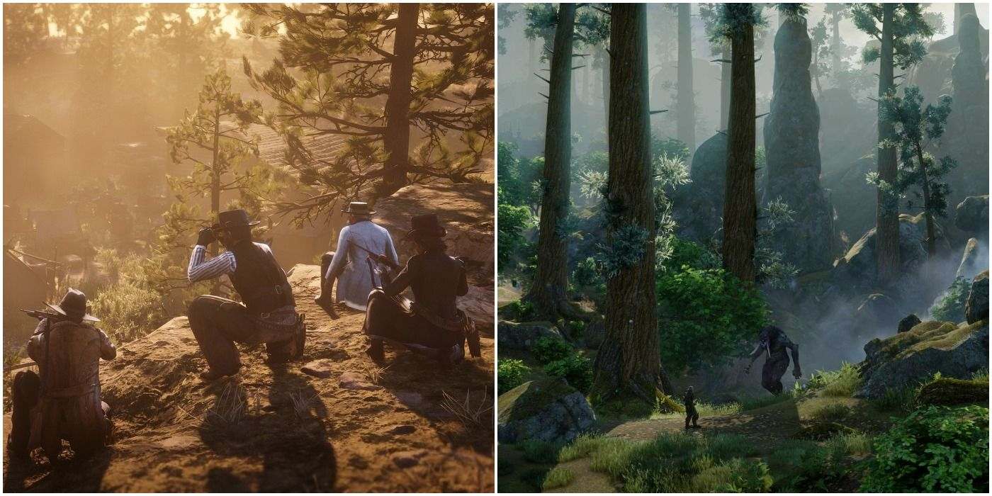 10 Xbox Open-World Games That Are Like Horizon: Zero Dawn