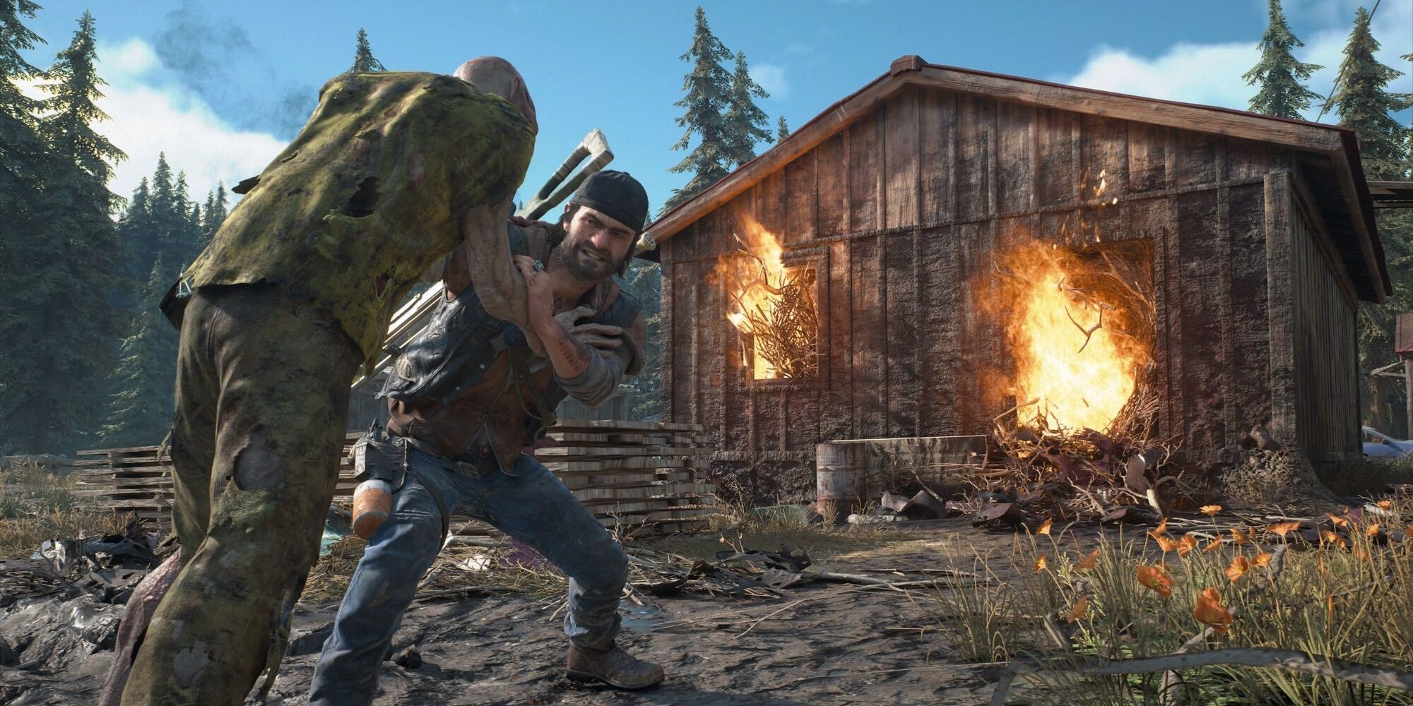 Days Gone: 10 Best Ranged Weapons, Ranked | Game Rant