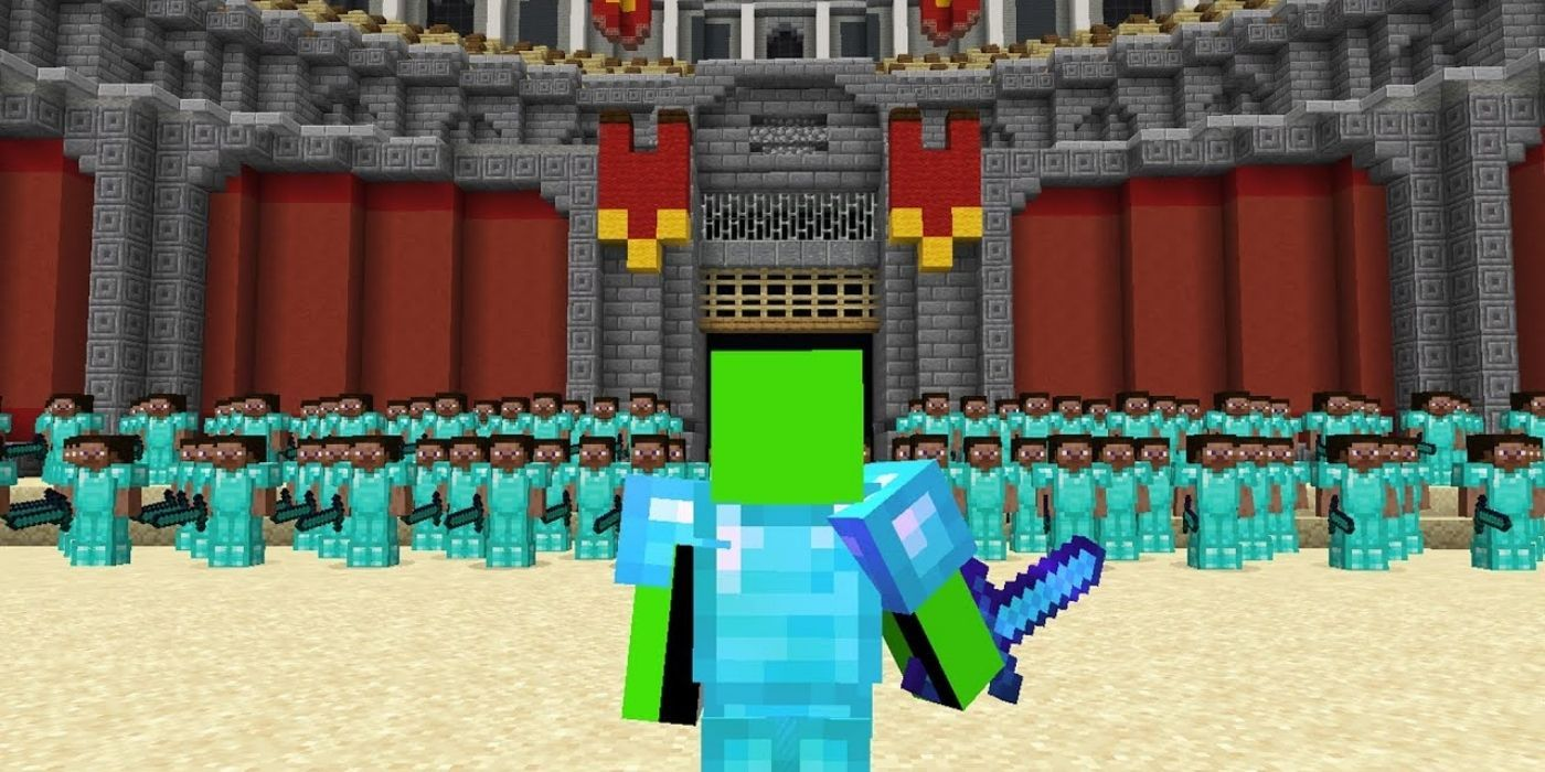 Minecraft is Approaching 140 Million Monthly Active Users