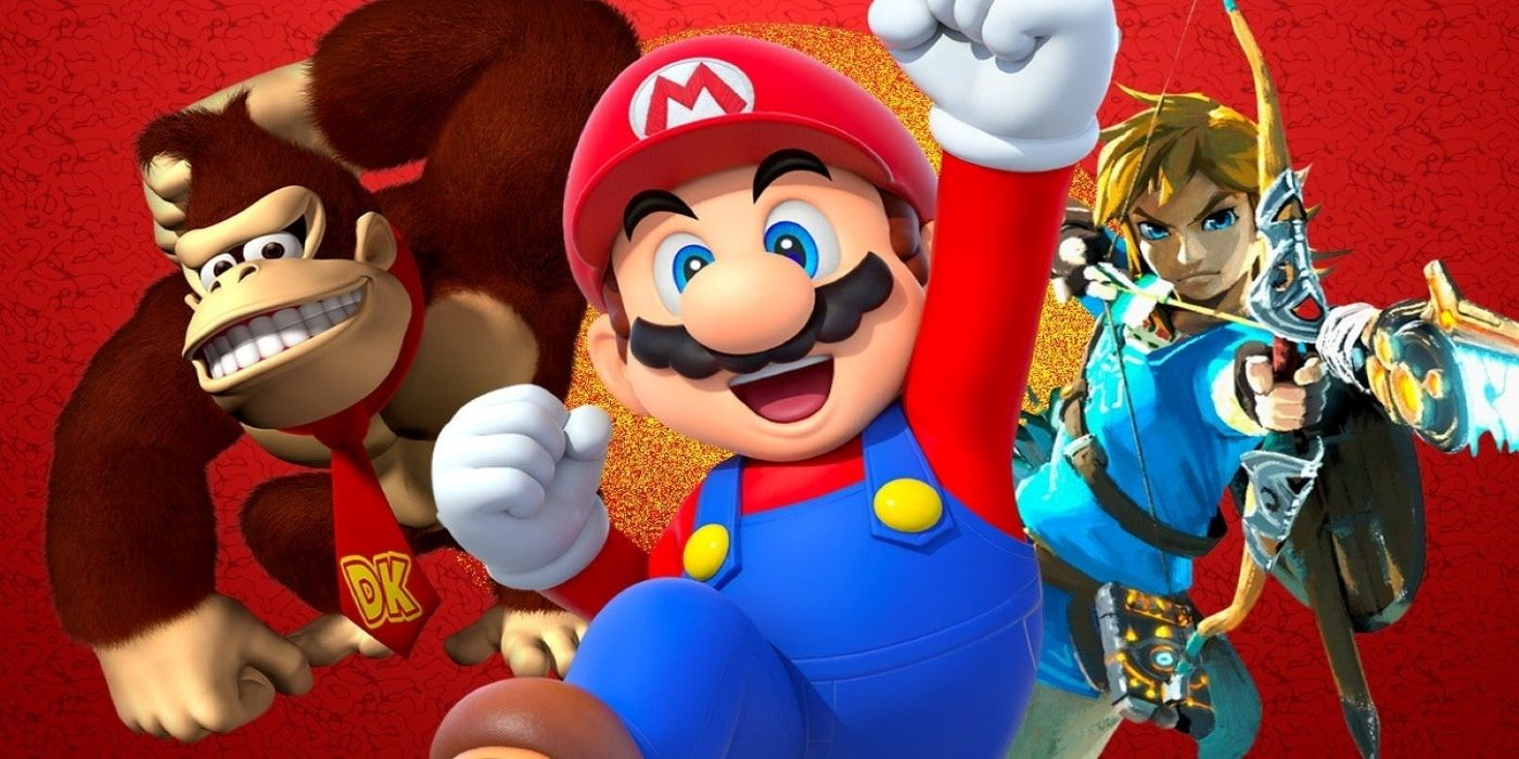 Nintendo Wants to Make New IP, Not Rely Solely on Mario and Zelda