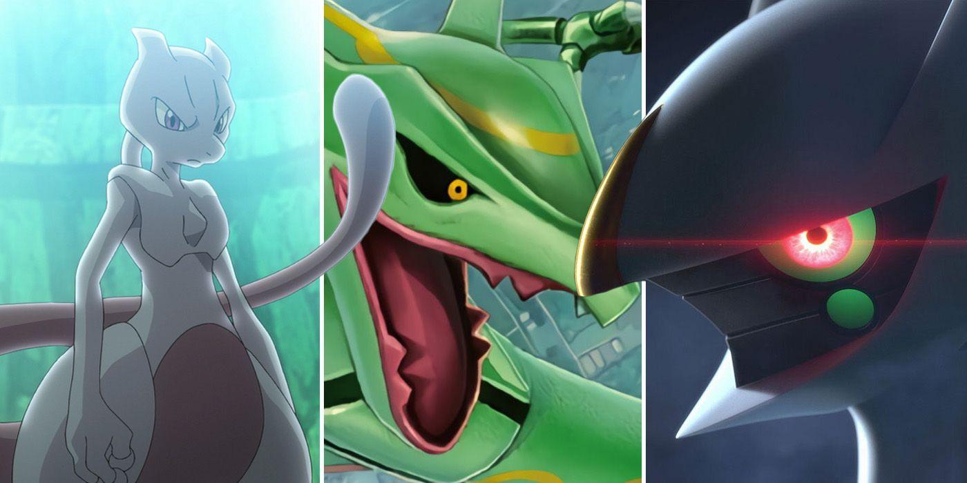 Pokemon: The 15 Strongest Legendary Pokemon, Ranked According To Their Stats