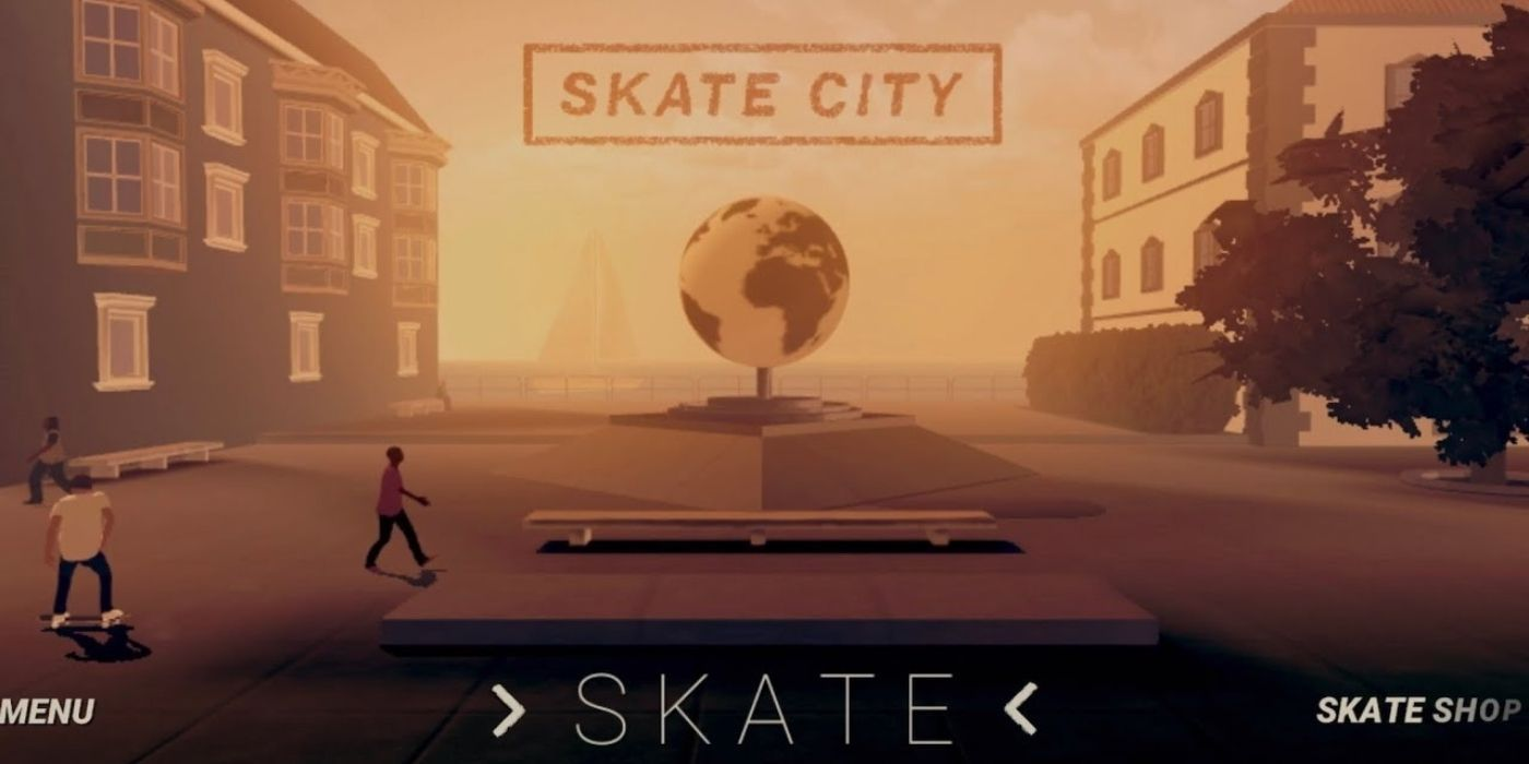 Former Apple Arcade Exclusive Skate City Gets PC and Console Release Date