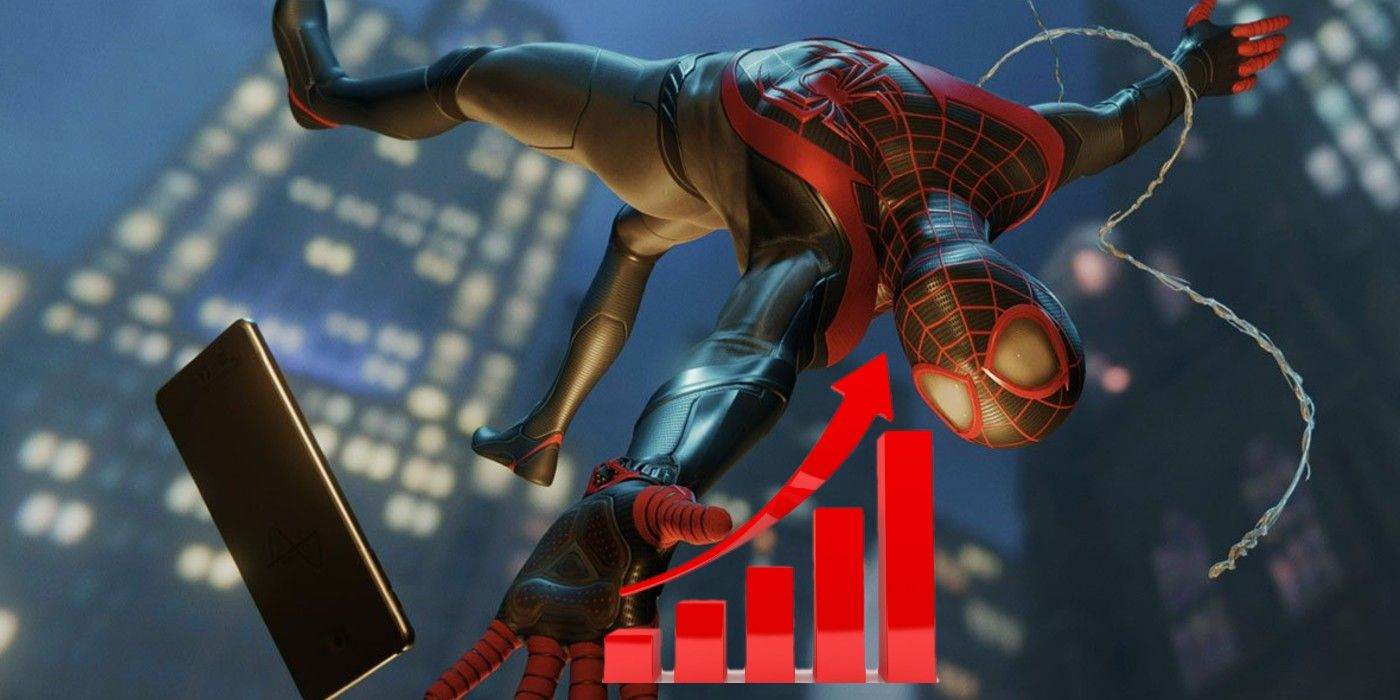 Spider-Man: Miles Morales Has Outsold Some of PlayStation's Biggest Exclusives