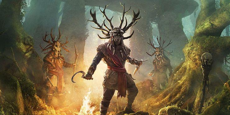 ac valhalla гнев друидов