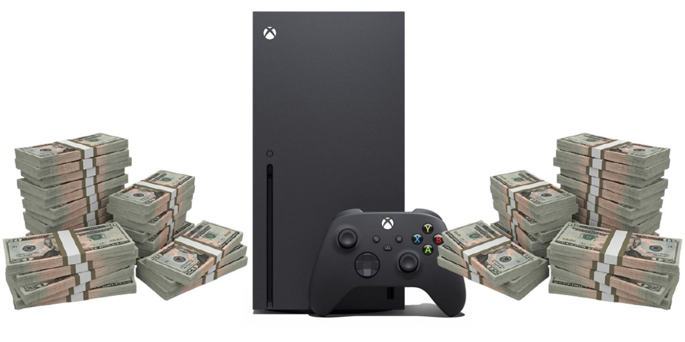 Xbox Made $3.5 Billion in Q1 2021 | Game Rant