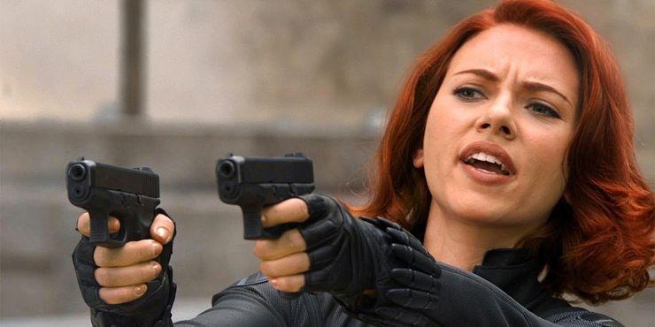 Black Widow, GamersRD