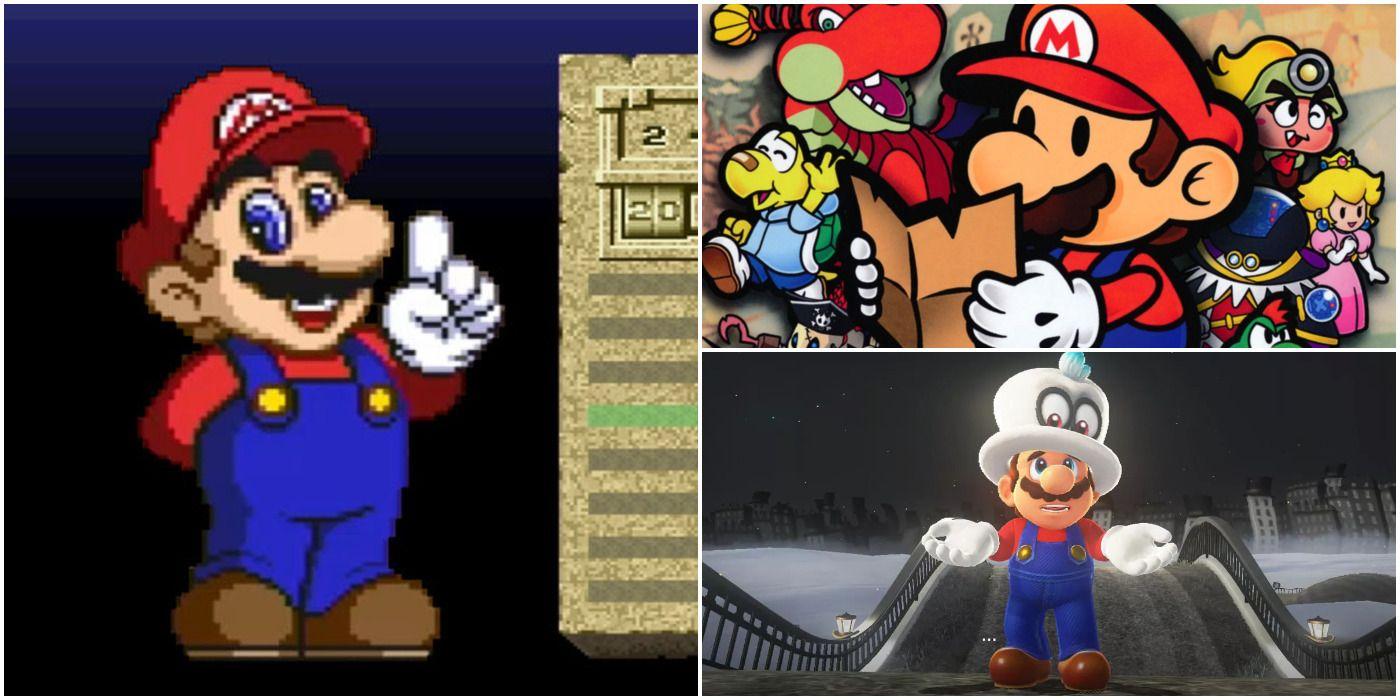 10 Longest Mario Games (According To HowLongToBeat)   Game Rant