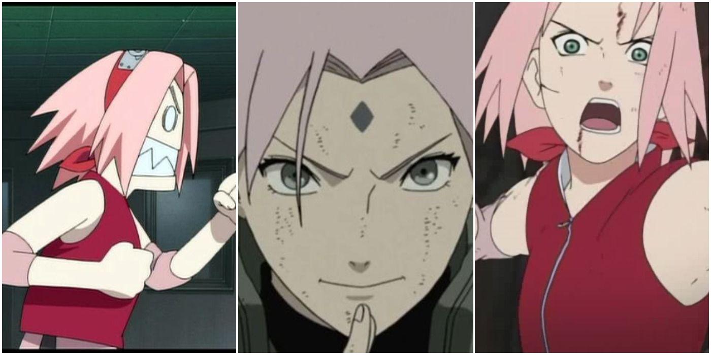 Sakura naruto Naruto: 10