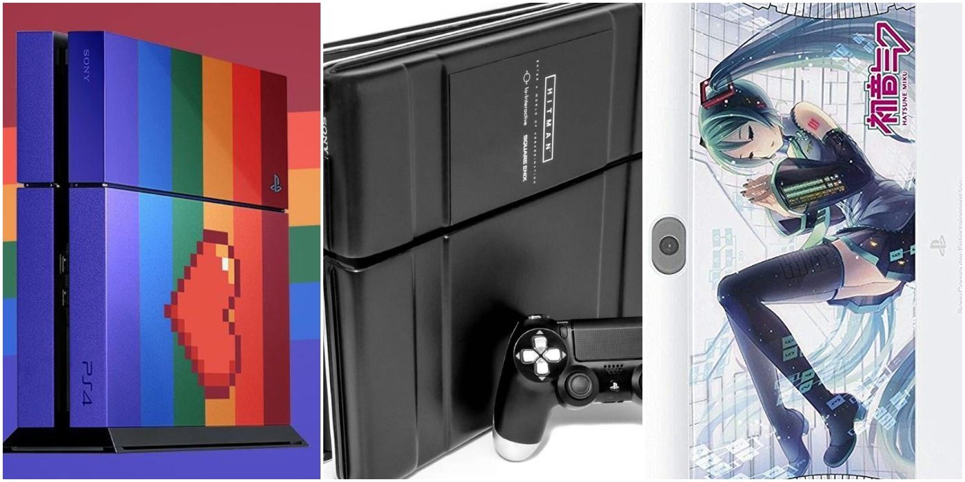 10 Rarest Sony Consoles Of All Time (& How Much They Cost)