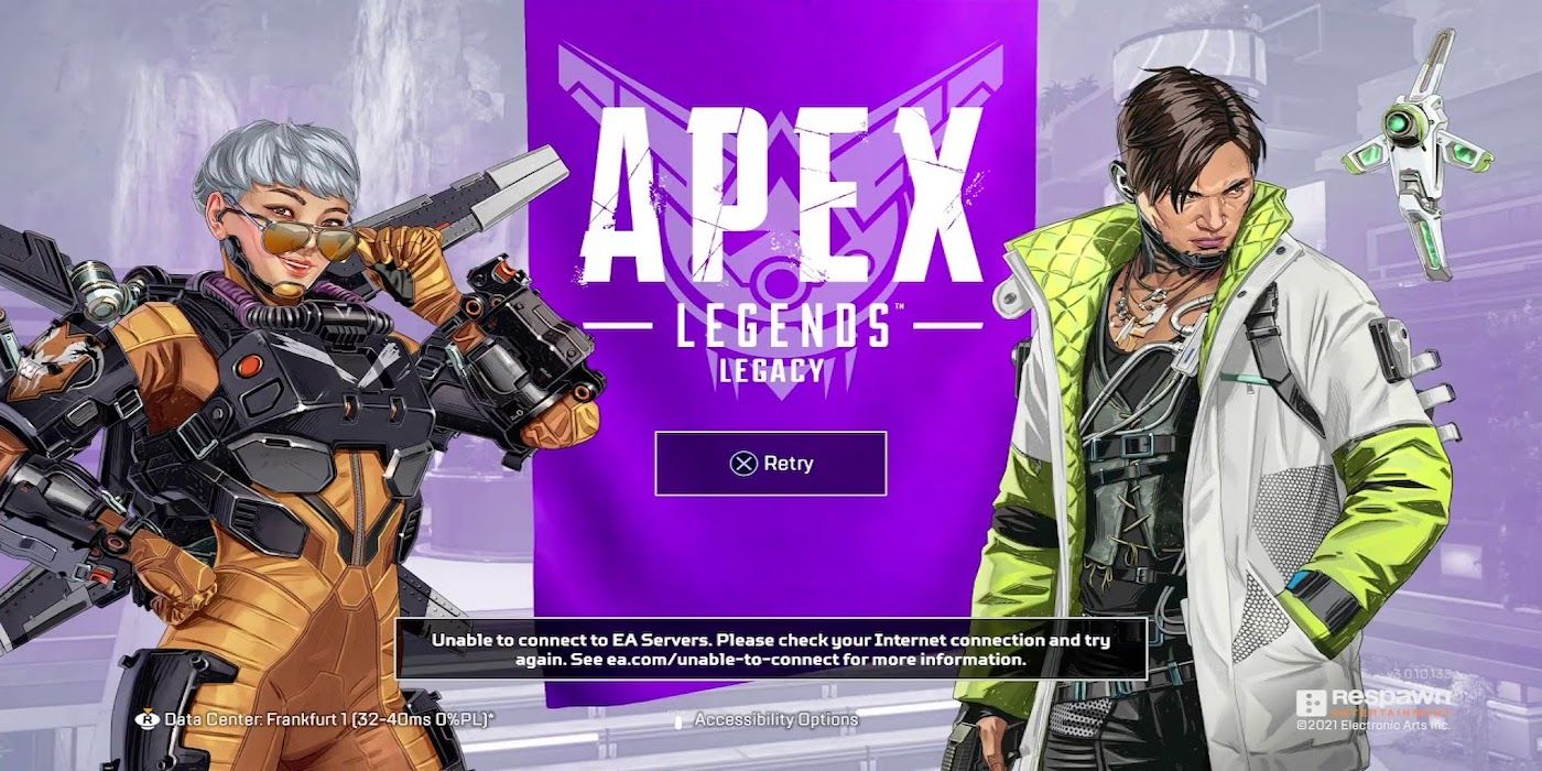 Apex Legends Servers Are Down Again | Game Rant