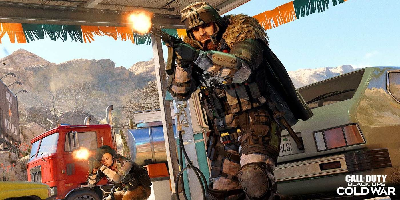 Call of Duty: Black Ops Cold War Players Are Calling For The Return Of Demolition And Capture The Flag