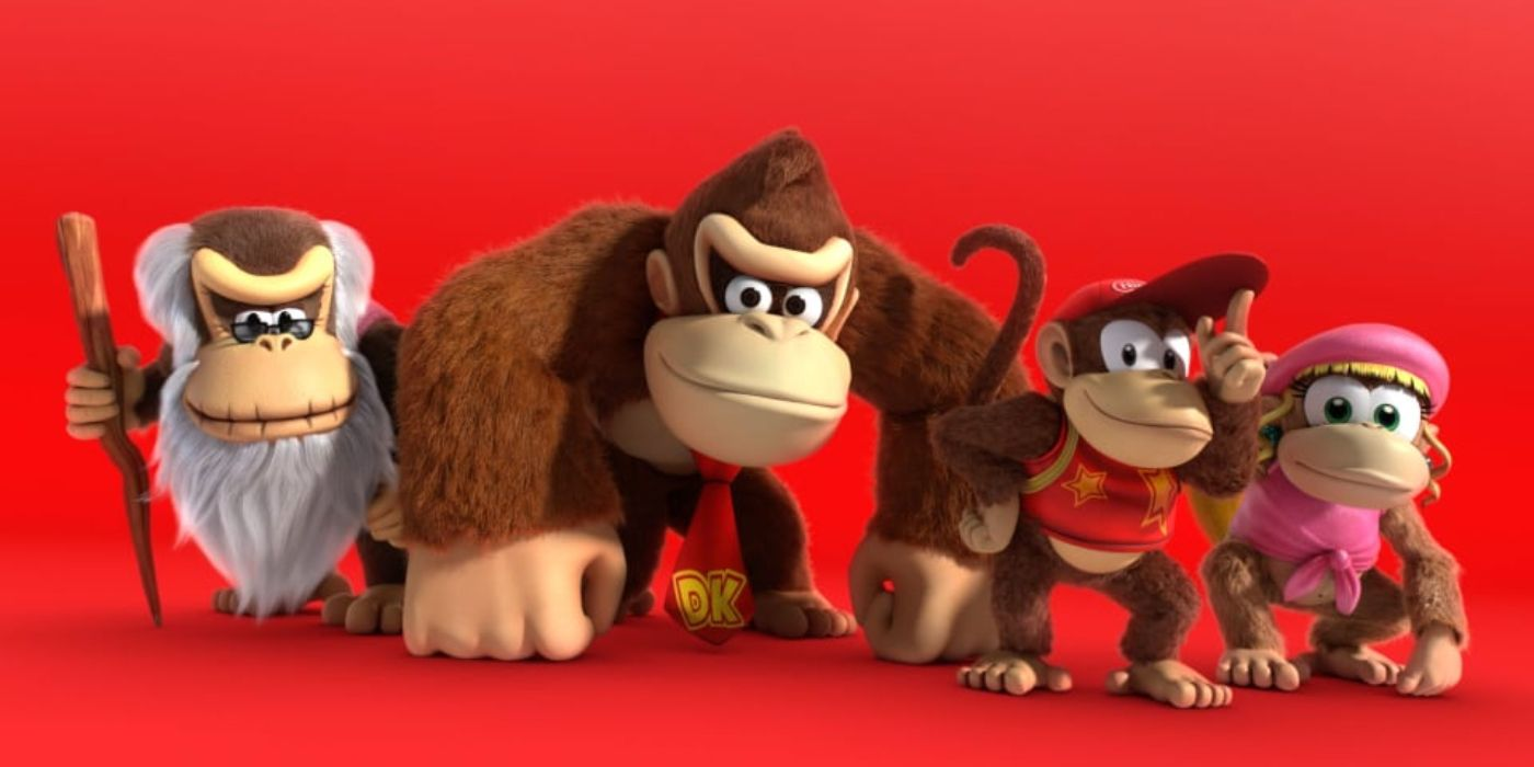 A New Donkey Kong Game is Rumored to Be In Development