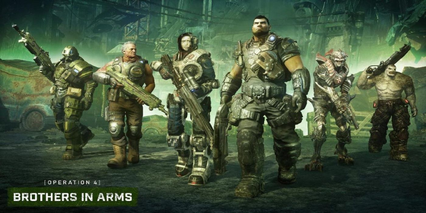 Gears 5 is Adding New Accessibility Options | Game Rant