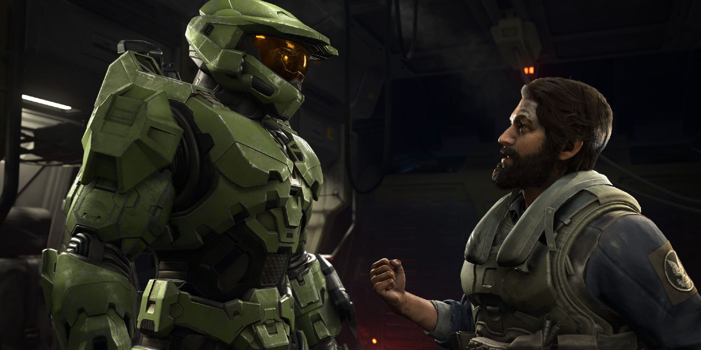 Halo Infinite Dev Shares Progress on Upcoming Trailer | Game Rant