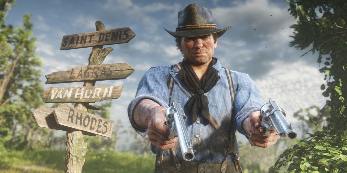 Red Dead Redemption 2 Now Playable in VR Thanks to Mod