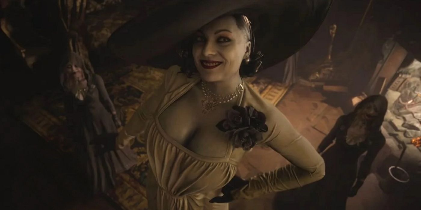 Resident Evil Village: Can You Kill Lady Dimitrescu? | Game Rant
