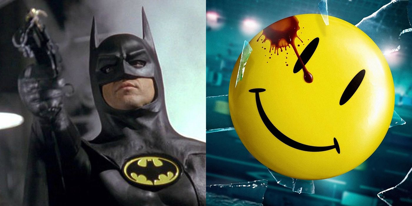 Michael Keaton's Batman Suit In 'The Flash' May Hint At DC Crossover