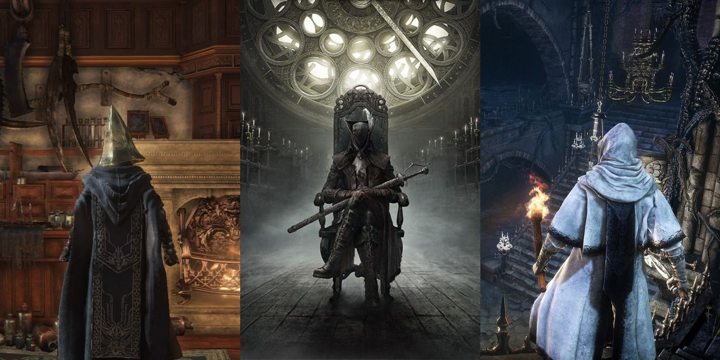 Bloodborne: 10 Best Armor Sets (& How To Get Them)   Game Rant