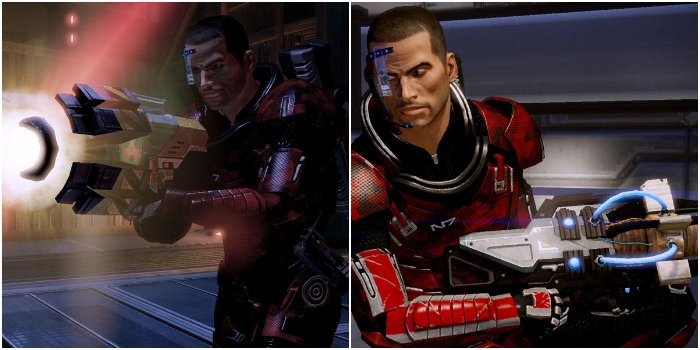 Mass Effect Legendary Edition: 10 Best Heavy Weapons   Game Rant
