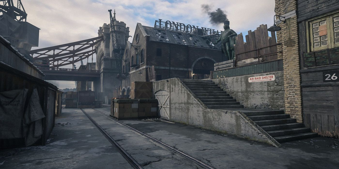 Call of Duty: Vanguard May See Return of London Docks Map - Neotizen News