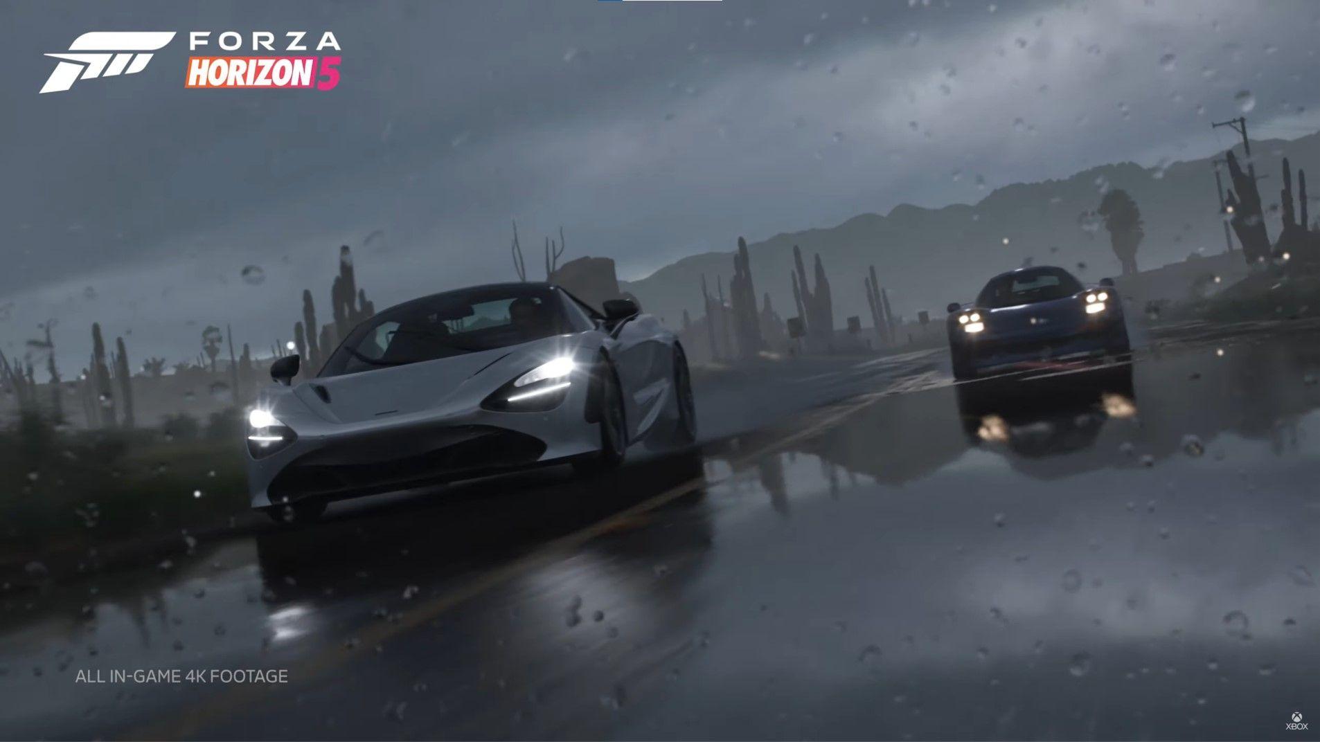 Os Gráficos do Forza Horizon 5 no Xbox Series X São Lindos 1