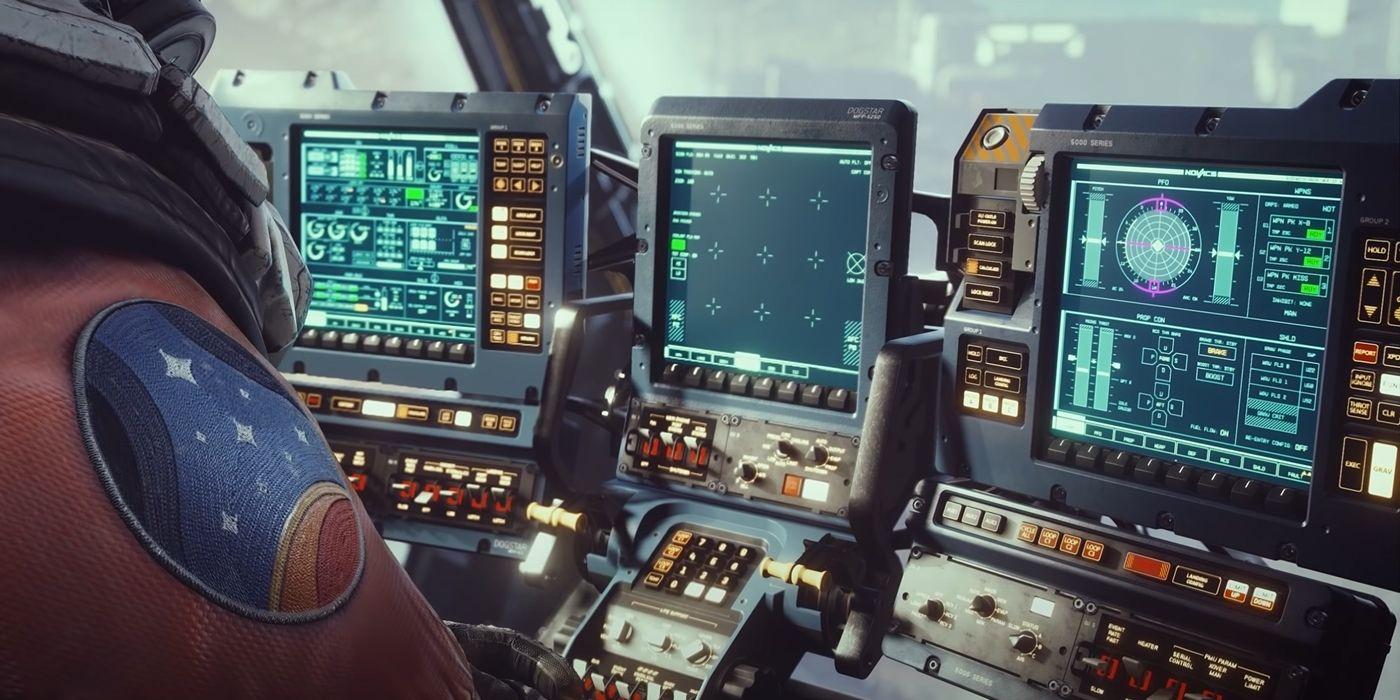 Starfield's Trailer Hints At Ship Mechanics   Game Rant