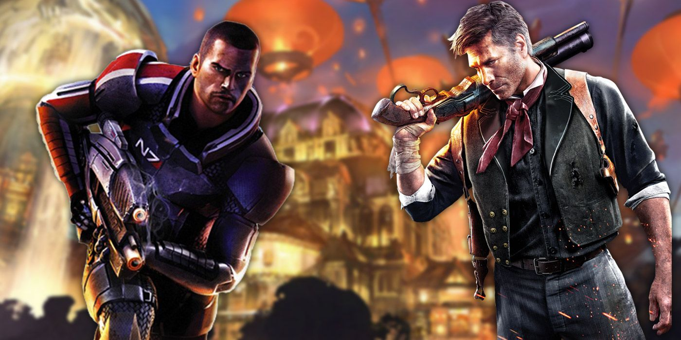 BioShock 4 and Mass Effect 4 Have a Lot in Common | Game Rant