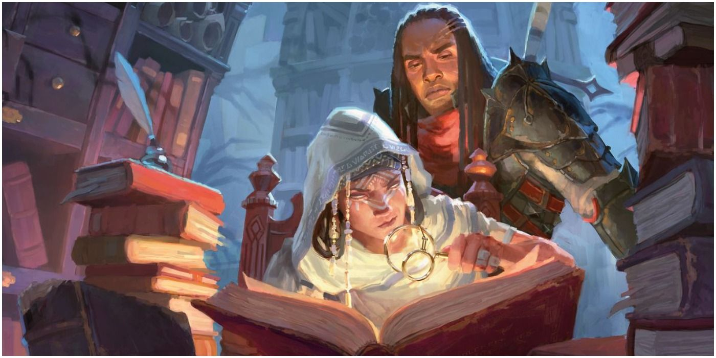 Dungeons & Dragons: 10 Best Conjuration Spells In 5e | Game Rant
