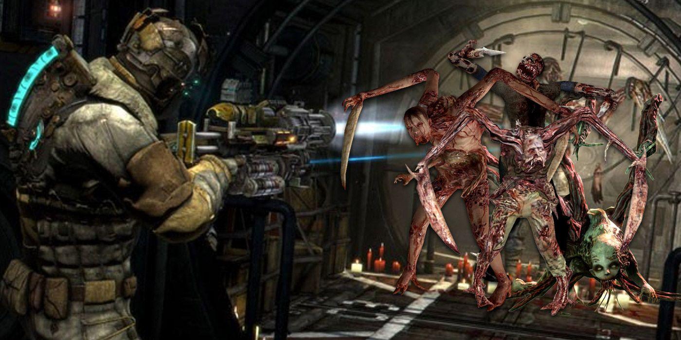 Dead Space's 'Enhanced Limb Dismemberment' Sounds Terrifying
