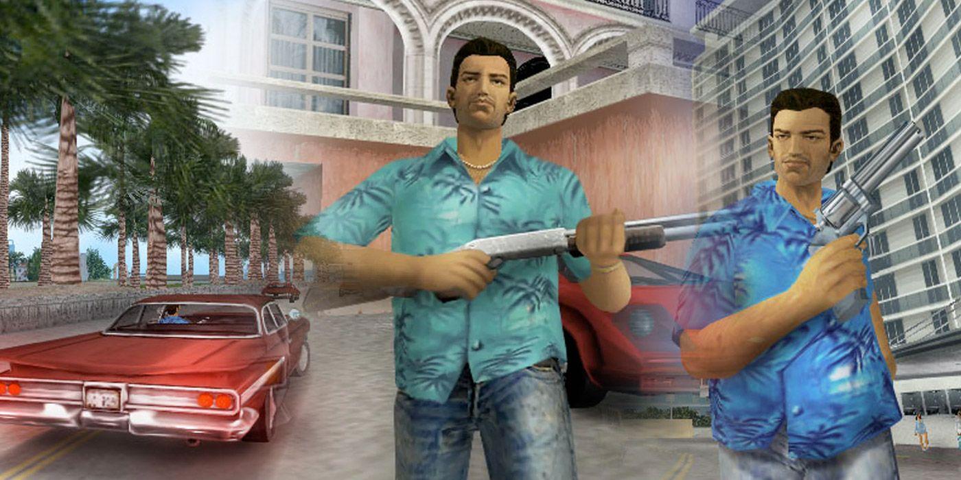 A Grand Theft Auto: Vice City Remake Makes More Sense Than Ever
