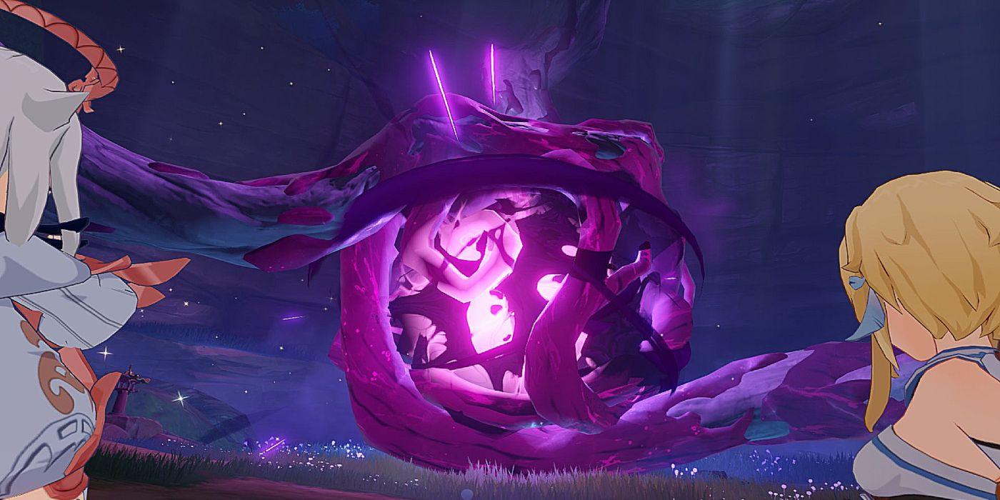Genshin Impact: How to Defeat Miasmic Tumor | Game Rant