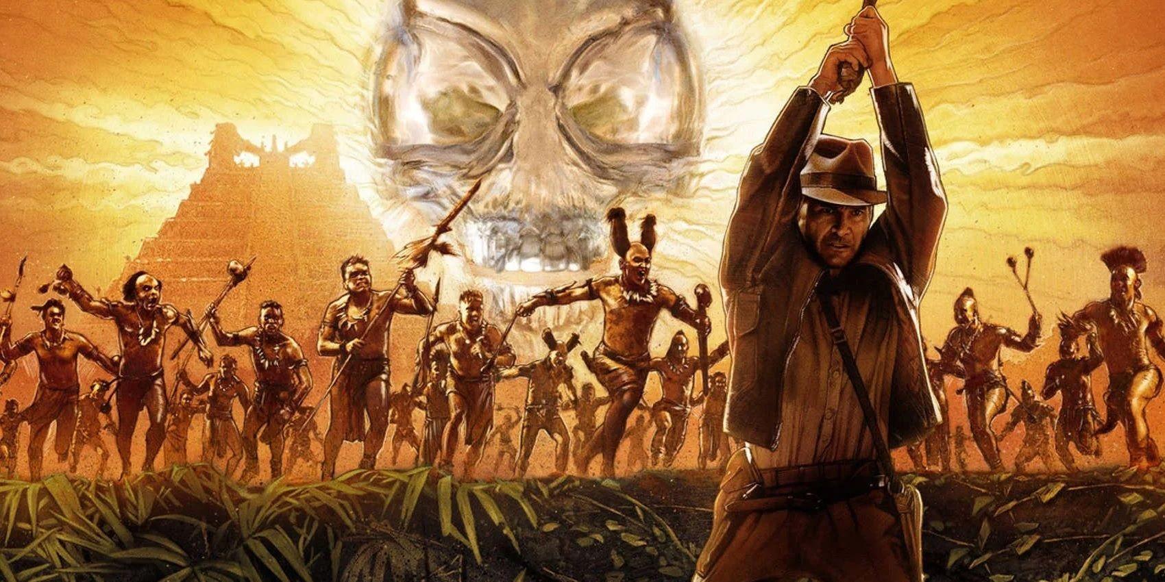 Indiana Jones 5 Will Inevitably Repeat Crystal Skull's Biggest Problem