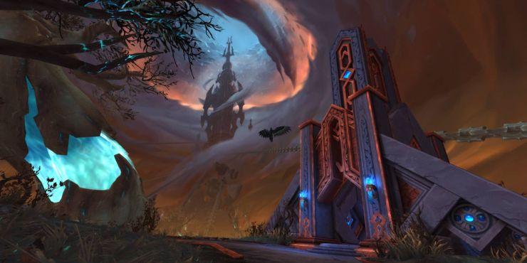 Кортия WOW Plains of Dominion
