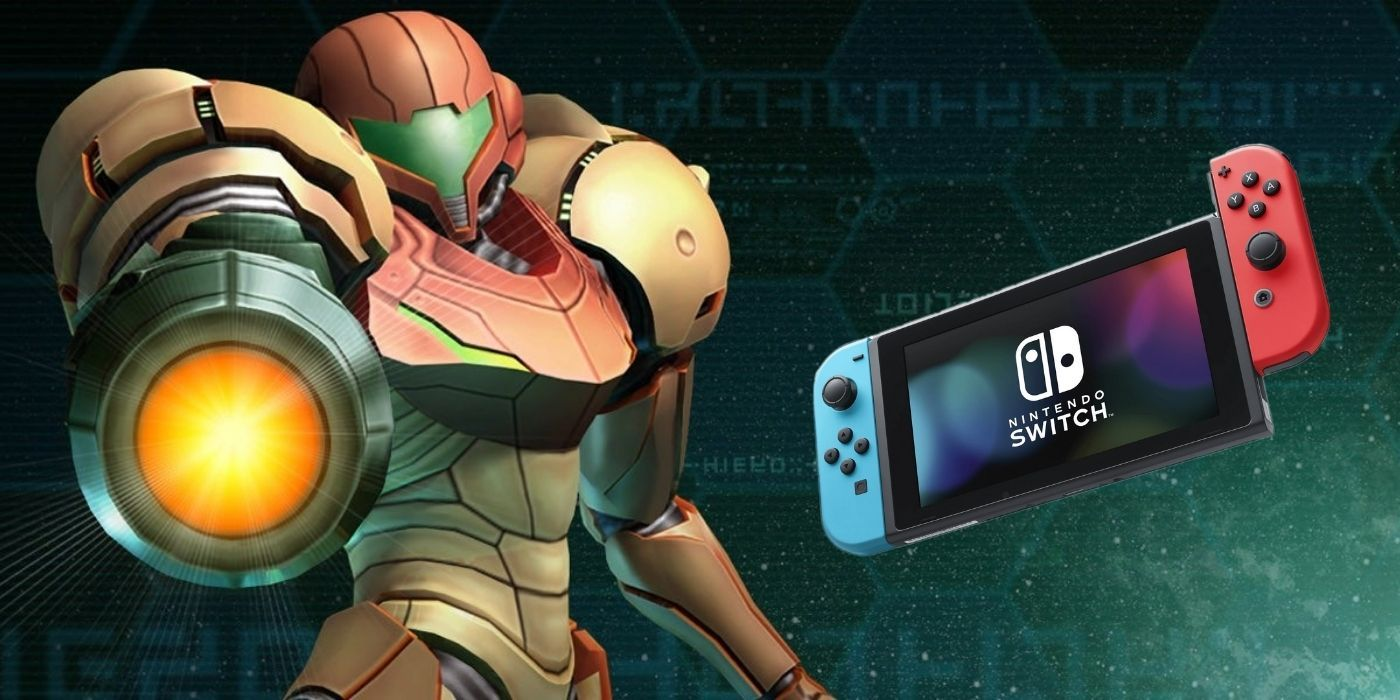 Metroid Prime Trilogy Switch Port Announcement is Just a Matter of Time