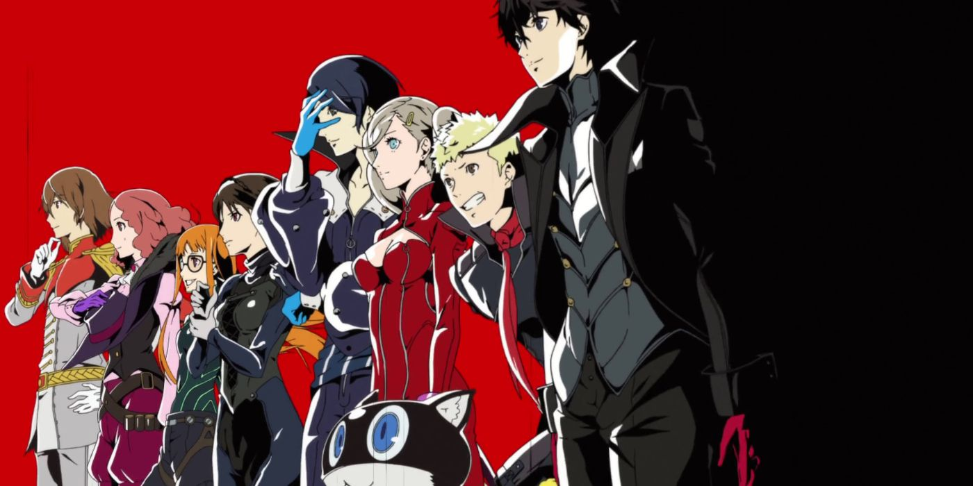 JRPGs and Other Games to Play If You Like Persona   Game Rant