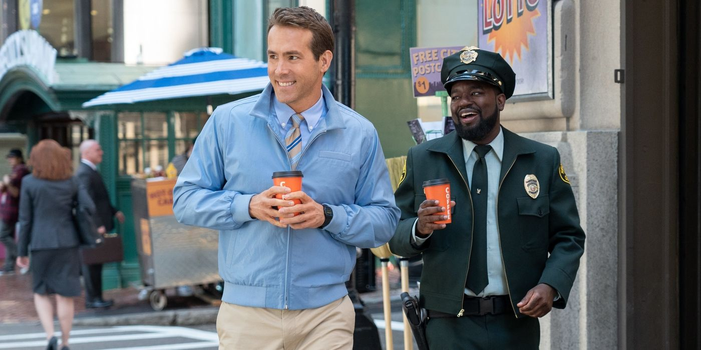 Ryan Reynolds' Free Guy Is Apparently A Very Good Video Game Movie