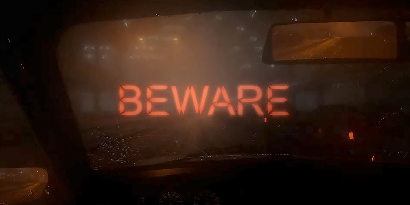 Driving Horror Game Beware Shows Off Gameplay | Game Rant