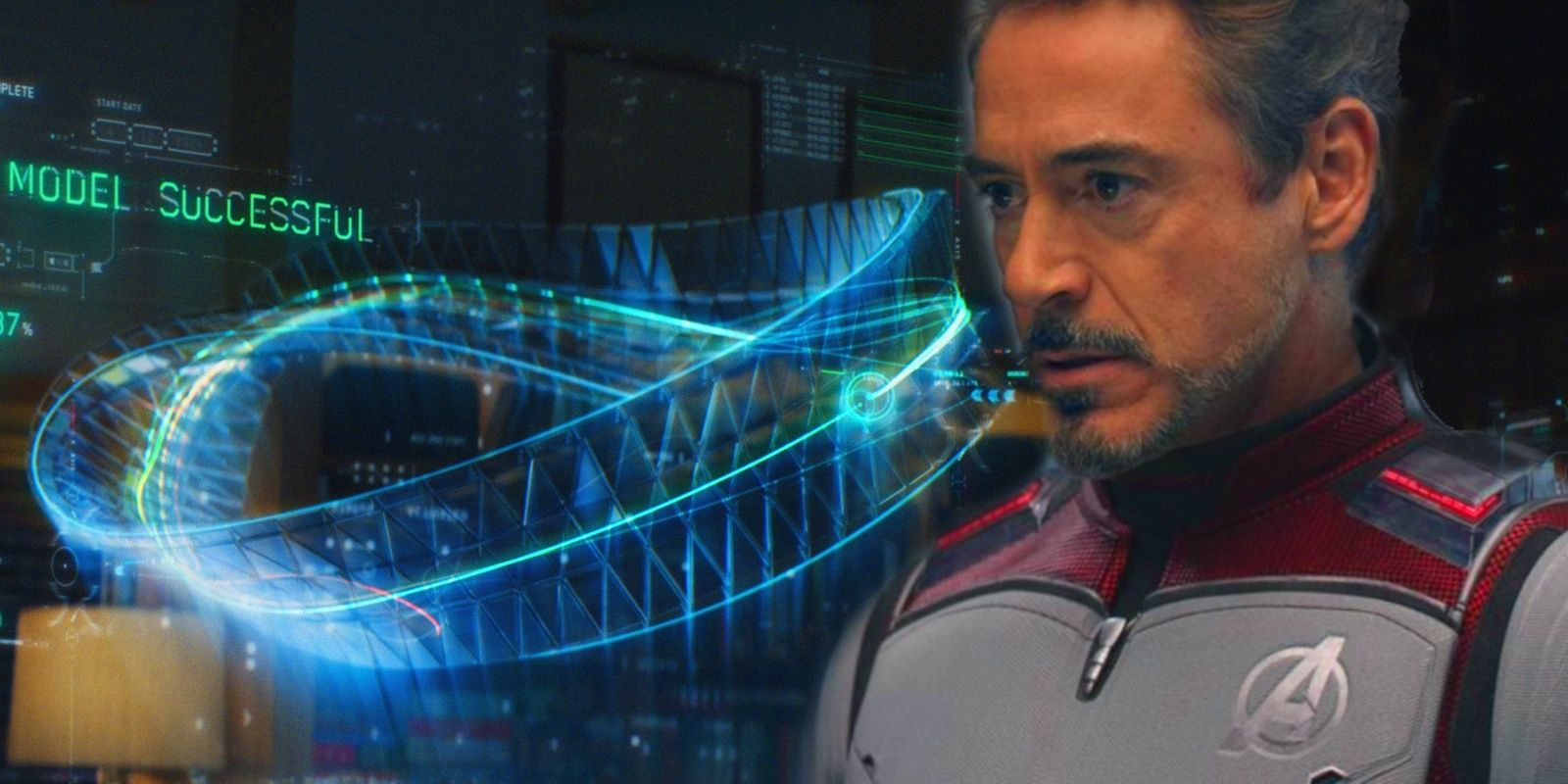 Tony Stark Didn't Create A Time Machine According To One Fan Theory
