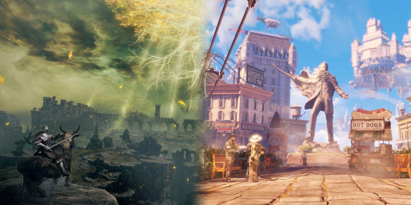 BioShock 4's Open World Should Be Like Elden Ring's | Game Rant